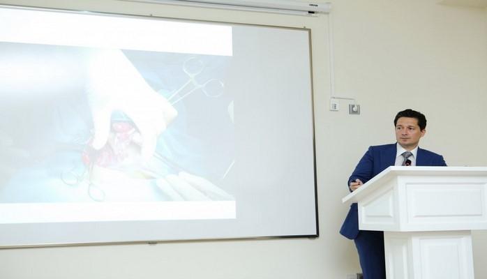 В Бакинском филиале Сеченовского университета отметили День знаний
