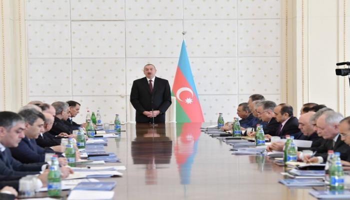 """Prezident İlham Əliyev: """"İslahatlara alternativ yoxdur"""""""