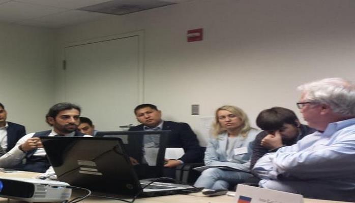 В Вашингтоне состоялась встреча правления BBF с главой Международного совета экономического развития