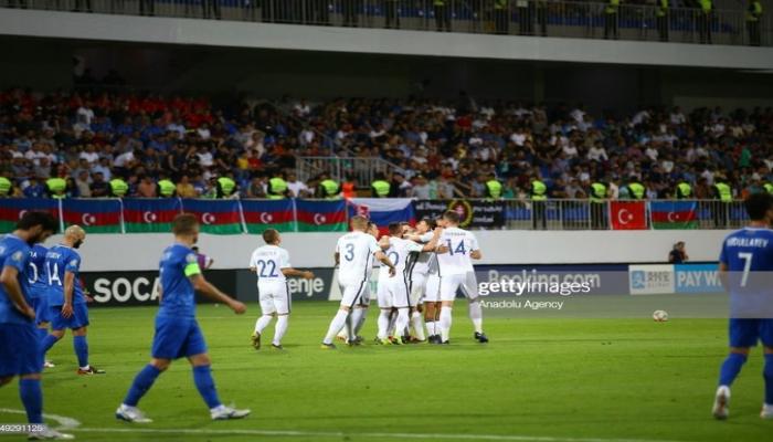 Slovakiyalı futbolçu: 'Favoritlərdən heç biri Azərbaycanda xal itirməməlidir'