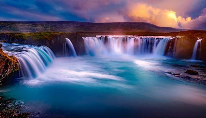 Ученые рассказали, как появились водопады