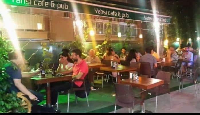 Yahşi Kafe: Ankaranın mərkəzində Azərbaycan yeməkləri