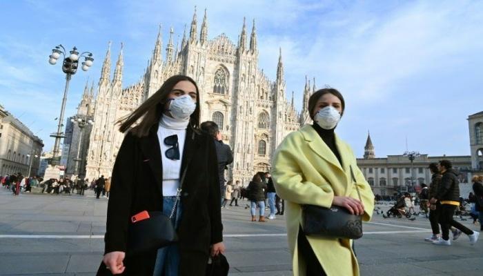 Число случаев заражения коронавирусом в Италии с начала эпидемии превысило 100 тыс.