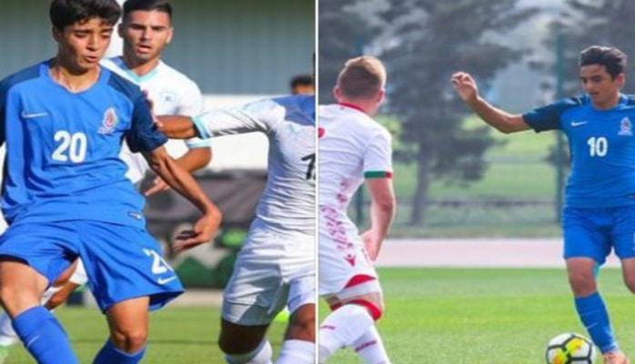 АФФА отправила двух футболистов в академию в Барселоне
