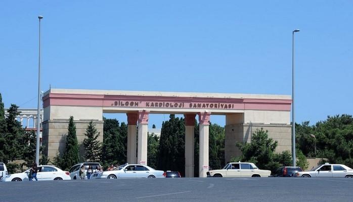 Naftalanda 200-220 nəfərlik yeni sanatoriya tikilir