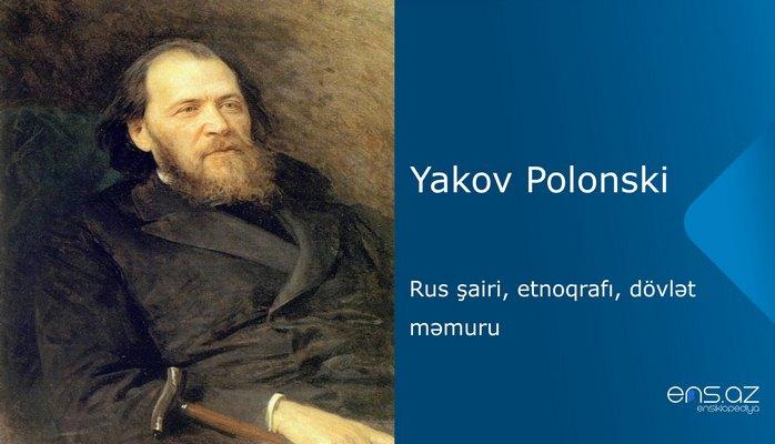 Yakov Polonski