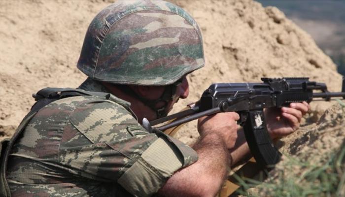 Уничтожено еще несколько единиц военной техники врага