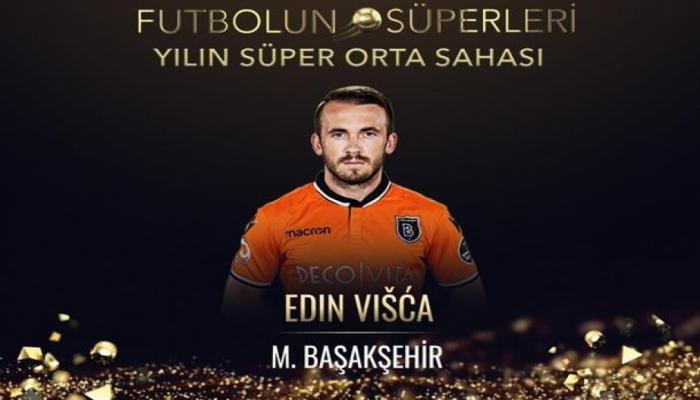 Türkiyədə futbol üzrə ilin ən yaxşıları müəyyənləşib