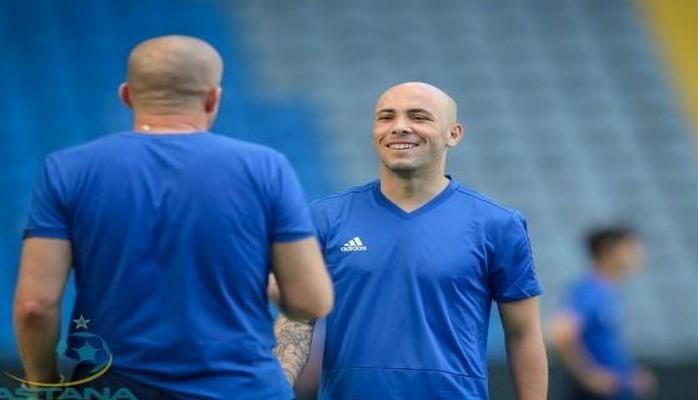 """Almeyda və Pedro """"Dinamo"""" ilə oyunun heyətində"""