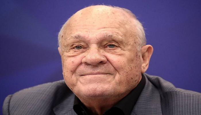 Бакинец - обладатель 'Оскара' Владимир Меньшов отмечает 80-летие