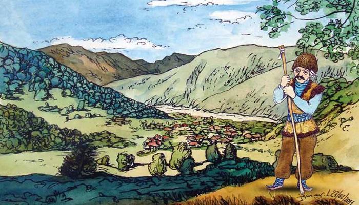 Из истории изготовления шуб и тулупов в Карабахе
