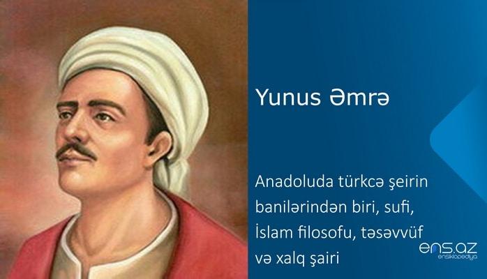 Yunus Əmrə