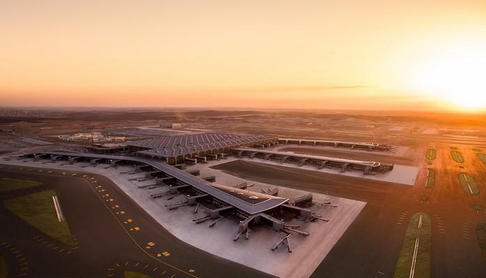 Все рейсы AZAL в Стамбул будут выполняться в новый аэропорт