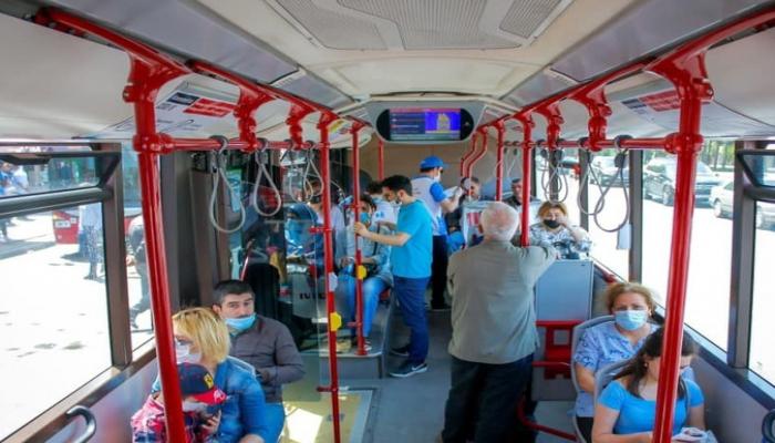 Бакинское транспортное агентство предупредило пассажиров