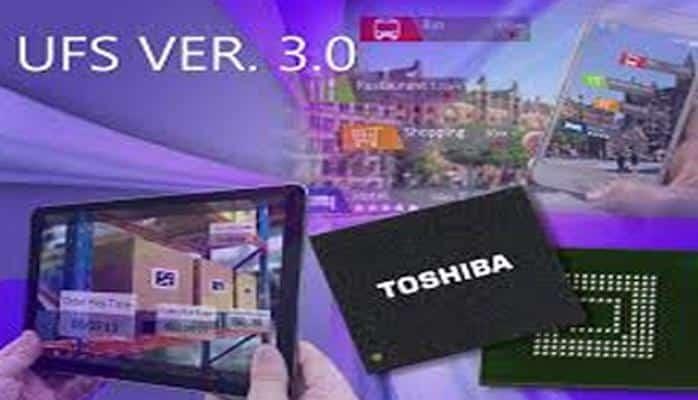 """""""Toshiba"""" planşet və smartfonlar üçün çox sürətli yaddaş təqdim edib"""