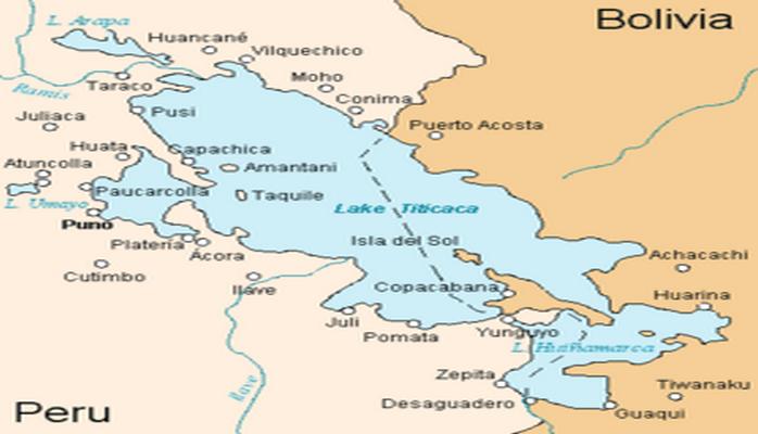 Titikaka Gölü