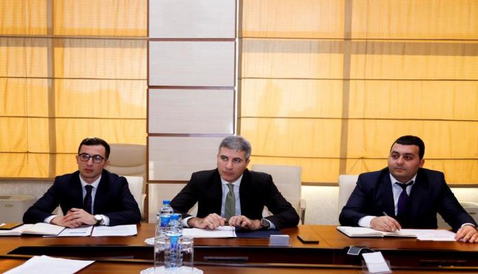 В министерстве труда и социальной защиты населения проведено общественное обсуждение