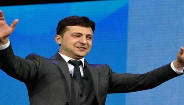 Ukrayna Prezidenti biznesini iş ortağına təhvil verib