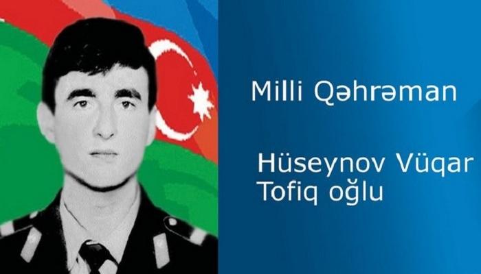 Milli Qəhrəmanın doğum günüdür