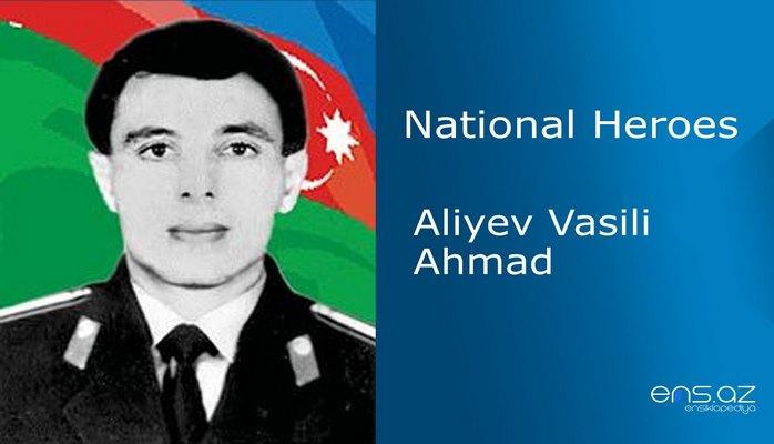 Aliyev Vasili Ahmad