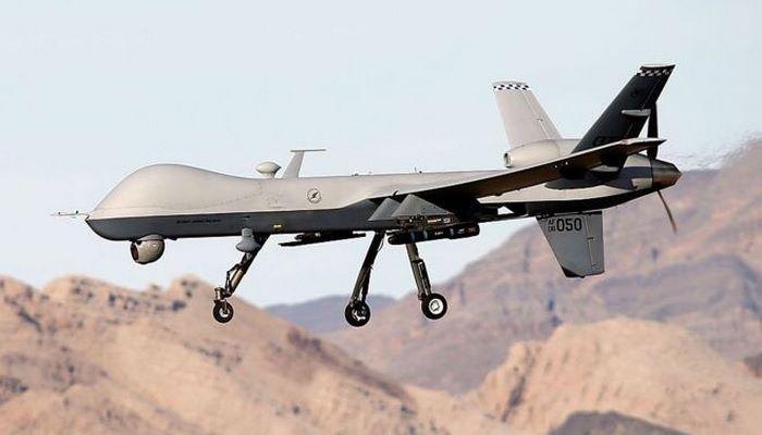İran ABD'nin insansız hava aracını düşürdü
