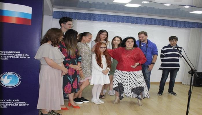 В Баку состоялся премьерный показ документального фильма «Белые паруса Фикрии Мурадлы»