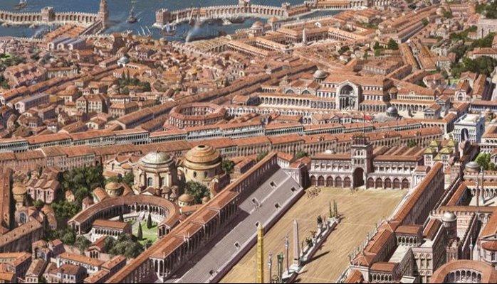 İstanbul (Kostantinopolis) Tarihi Hakkında 24 Destansı Gerçek!