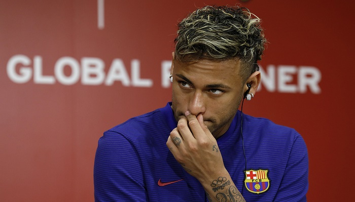 Неймар согласился на низкую зарплату в «Барселоне»