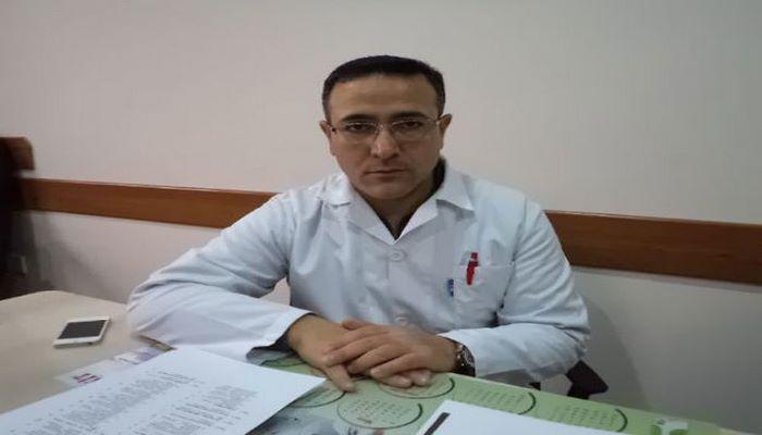 Исби Бабаханов стал заслуженным врачом