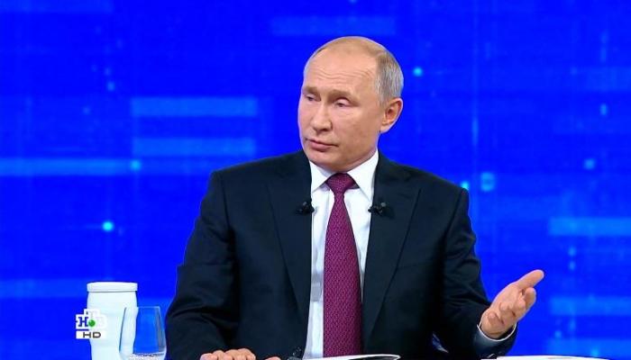 Putin: Zelenski gəldi, amma vəziyyət dəyişmədi