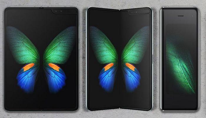 В Сеть выложили фото разобранного Samsung Galaxy Fold
