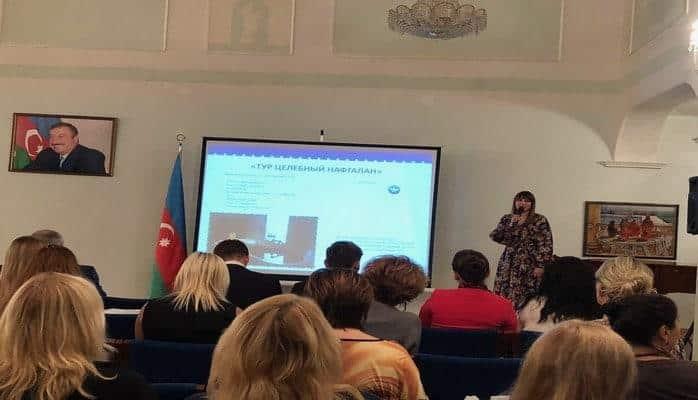 Алла Арриета Кордовес: Поток туристов из России в Азербайджан ежегодно увеличивается на 30 процентов