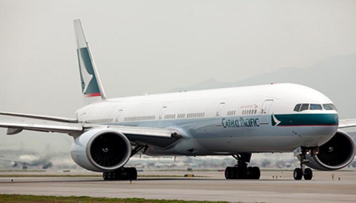Авиакомпания Cathay Pacific закрывает все базы для экипажей в США