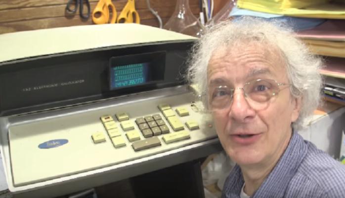 Feden EC-132 – ilk rəqəmsal kalkulyator