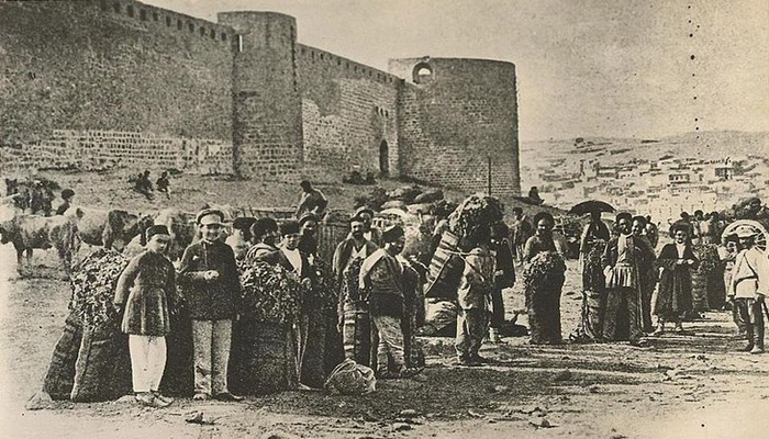 Зарисовки Баку на рубеже XIX – XX веков