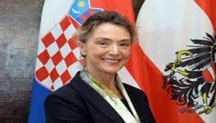 Глава МИД Хорватии посетит Азербайджан