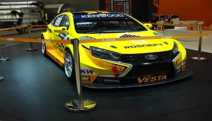Спортивный универсал Lada Vesta SW Sport замечен на дорогах во время тестирования