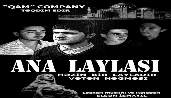 """""""ANA LAYLASI"""" - Qərbi Azərbaycan haqqında yeni milli film"""