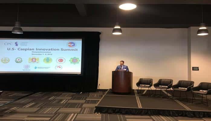 Агентство по развитию малого и среднего бизнеса Азербайджана приняло участие в инновационном саммите в США