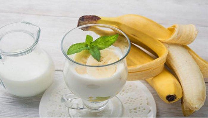 Bananlı kokteyl