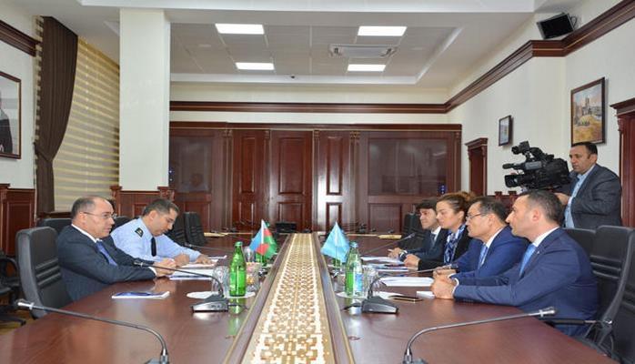 Необходимо подготовить документ для формирования единой логистической системы тюркоязычных стран - Госкомтаможни Азербайджана