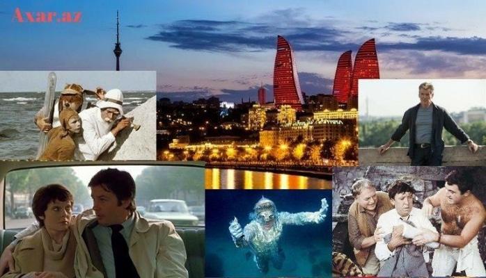 Bakıda çəkilmiş ən baxımlı xarici filmlər