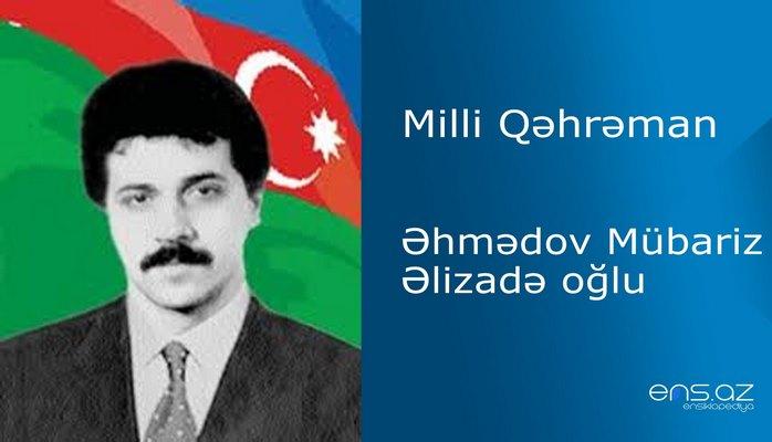 Mübariz Əhmədov Əlizadə oğlu