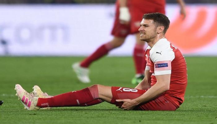 Avropa Liqası: 'Arsenal' 'Valensiya'ya qarşı oyuna futbolçu itkisi ilə çıxacaq