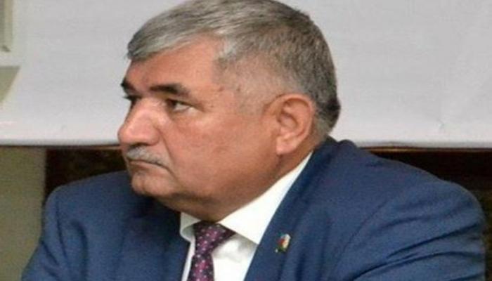 """Mirzəcan Xəlilov """"Şöhrət"""" ordeni ilə təltif edilb"""