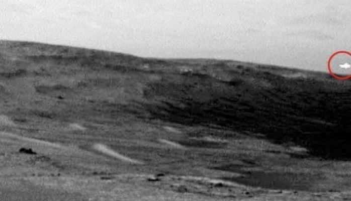NASA, Mars'ta yakaladı! Gizemi çözülemiyor