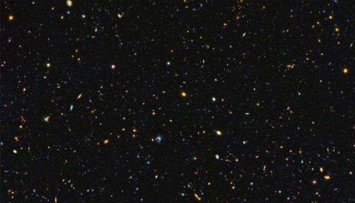 NASA Kainatın yeni FOTOSUNU yaydı — 15 min qalaktika