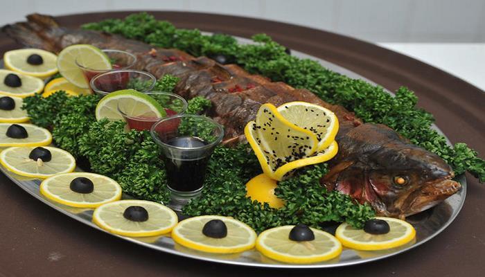 Лявянги - одно из главных сокровищ азербайджанской кухни