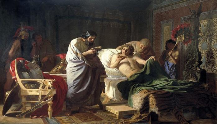 Makedoniyalı İsgəndərin ölümünün əsl səbəbi müəyyən edildi