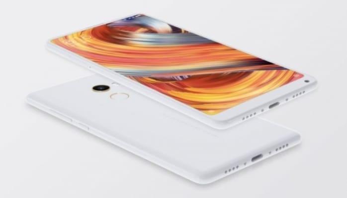 Yeni Mi Mix 2: Xiaomi iPhone 8-in çərçivəsiz rəqibini təqdim etdi